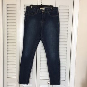 d. jeans New York skinny jeans/jegging
